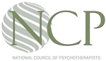 National Council of Psychotherapists' logo